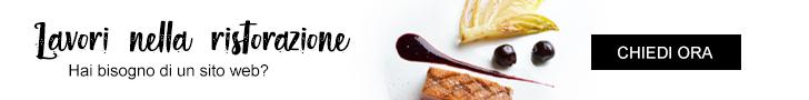 Siti web per chef e ristoranti