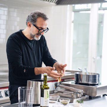 A lezione da casa con Massimo Bottura